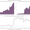 Verhouding aantal studenten per professor faculteit Diergeneeskunde 1933-2015