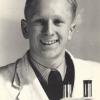 Jan Hublé (1923-2009), student biologie, november 1943. (privécollectie Nadia Hu