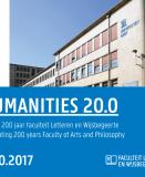 Op dinsdag 17 oktober 2017 grijpt de faculteit Letteren & Wijsbegeerte haar 200-jarig bestaan aan om na te denken over de toekomst van de menswetenschappen.
