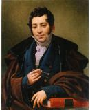 Pierre Jacques Goetghebuer, schilderij Joseph Paelinck, 1825
