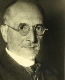 Bioloog Victor Willem (1866-1952) was de opvolger van Felix Plateau, onder andere als directeur van het Museum voor Dierkunde. Hij was een pionier in de gedragsbiologie en ecologie (© UGent, collectie Gentse Universitaire Musea - Collectie Dierkunde).